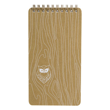 Wood Grain Own Tablet - Burnt Sienna