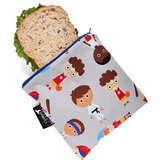 Colibri Large Snack Pouch - Sports Boy