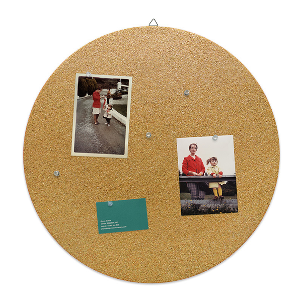 big dot cork board - 16 inch