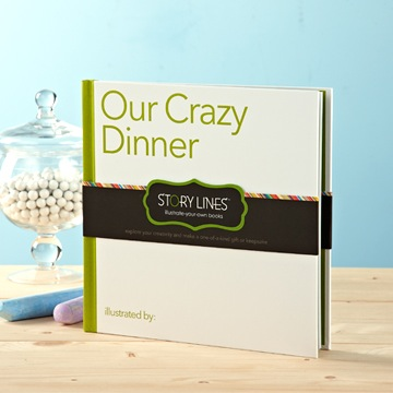 STORY LINES - Our Crazy Dinner