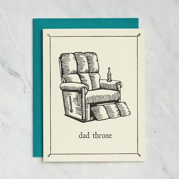 Dad Throne