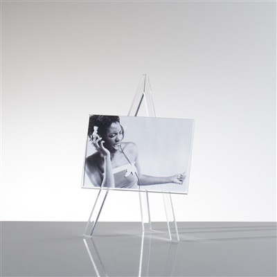 Acrylic Easel Photo Frame - 4x6
