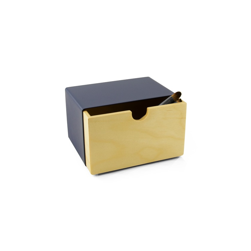 Storage Drawer Small - Navy
