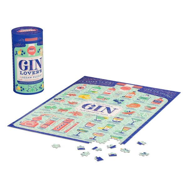 GIN LOVERS JIGSAW PUZZLE 500 PCS
