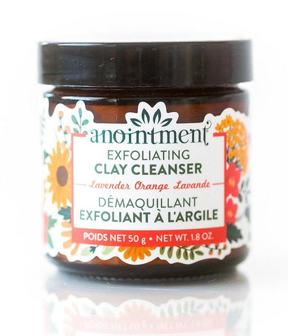 Anointment - Exfoliating Clay Cleanser