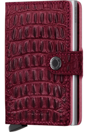 MINI Wallet - nile red