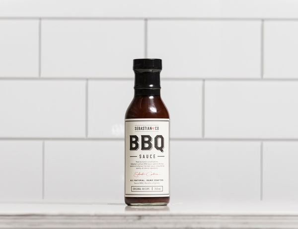 ALL NATURAL, HAND-CRAFTED BBQ SAUCE