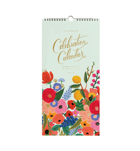 Rifle - 2019 Celebration Desk Calendar