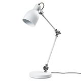 Task Lamp - Arctic White