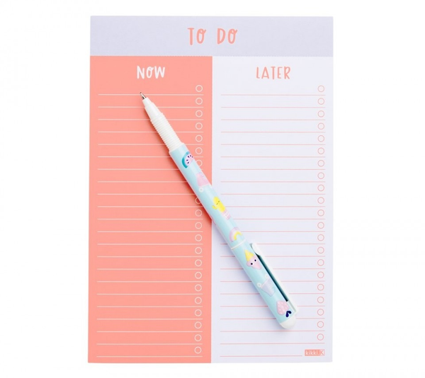 A5 TO DO LIST PAD: CUTE