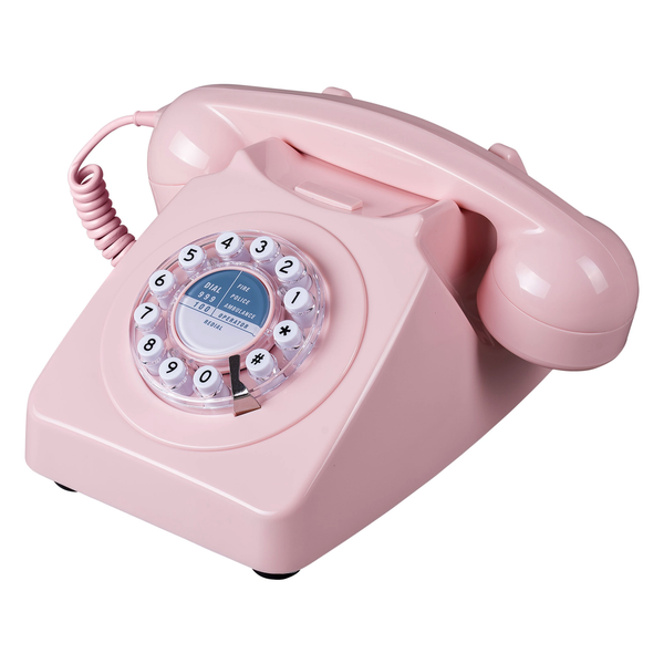 746 Phone - Dusty Pink