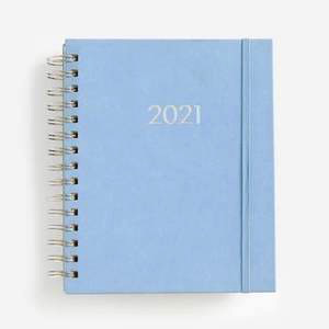 2020-2021 Chicago Ave-Hydrangea Medium  WEEKLY Planner