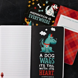 "WRITE NOW JOURNAL - ""Our perfect companions"""