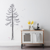 Fabric Decals - Build a Pine Tree