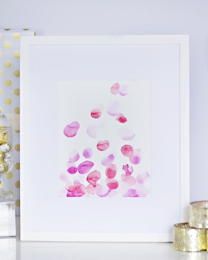 Petal Pusher - art print