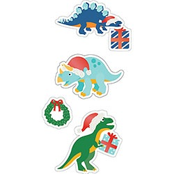 Dino-mite Holidays Stickers Set of 64