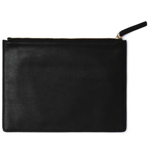 Mini Clutch (Black)