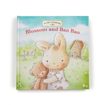 Blossom and Bao Bao Board Book