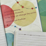 WRITE NOW JOURNAL - make the world a little kinder