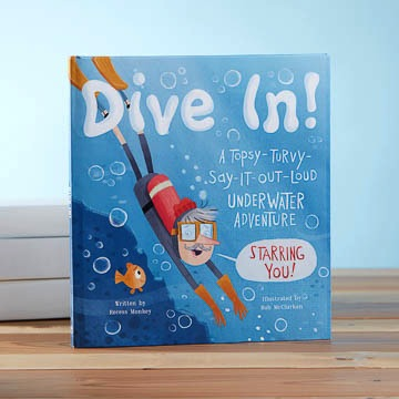 Dive In! - Gift Book