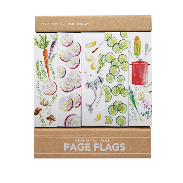 Farm to Table - Page Flags