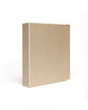MEDALLION BOOKCLOTH MINI 3 RING BINDER