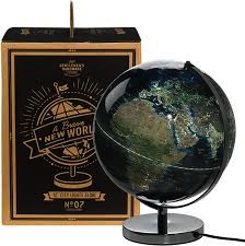 GLOBE LIGHT 12 INCH CITY LIGHTS