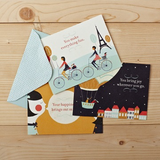 Note Card Set - Celebrating You