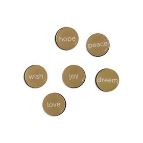 Button Magnets - Inspirational