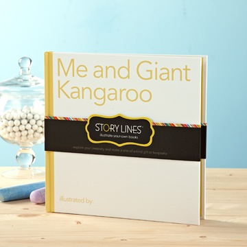 STORY LINES - Me and Giant Kangaroo