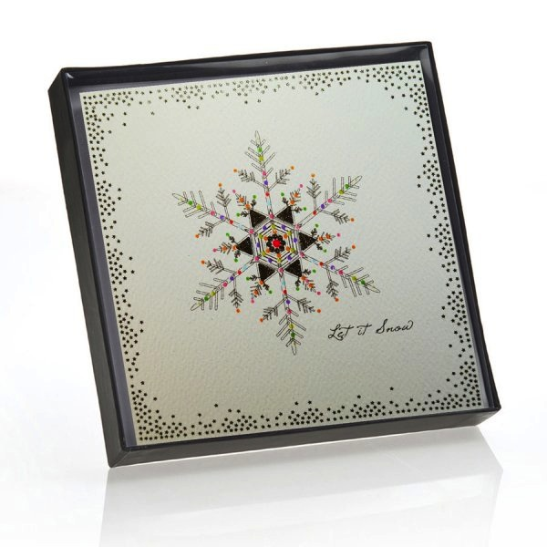 Let It Snow  - boxed cards