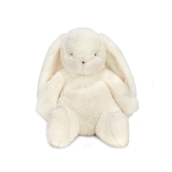 "Bun Bun Little Nibble 12"" White Bunny"