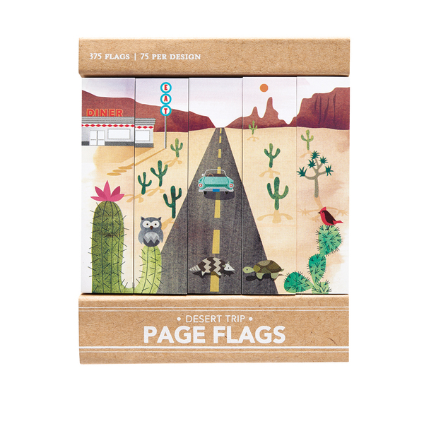 Desert Trip - Page Flags