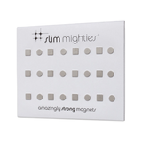 Slim Mighties Magnets - 24 pack