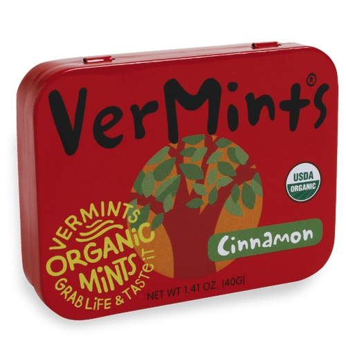 VerMints Organic Cinnamon Mints