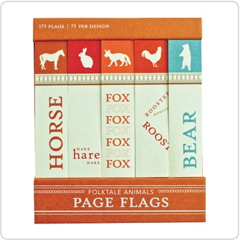 Folktale Animal - Page Flags
