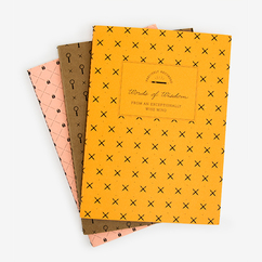 Handy Notebooks - 3 pack