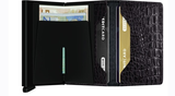 SLIM Wallet - nile black