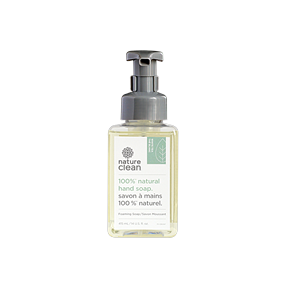 Nature Clean Foaming Hand Soap - 415ML - White Tea
