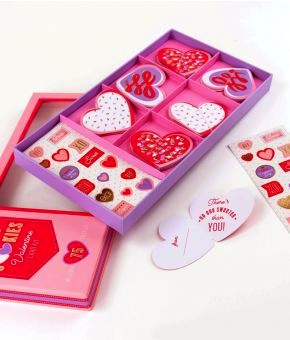 Delicious Cookies - VDAY Card set