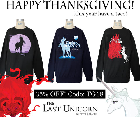 The Last Unicorn Sale