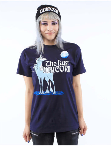 THE LAST UNICORN Movie T Shirt: Unisex Fit