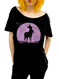THE LAST UNICORN MoonSong Scoop Neck: SELLING FAST!