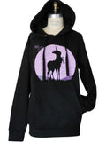 THE LAST UNICORN Moon Song Pull Over Hoodie