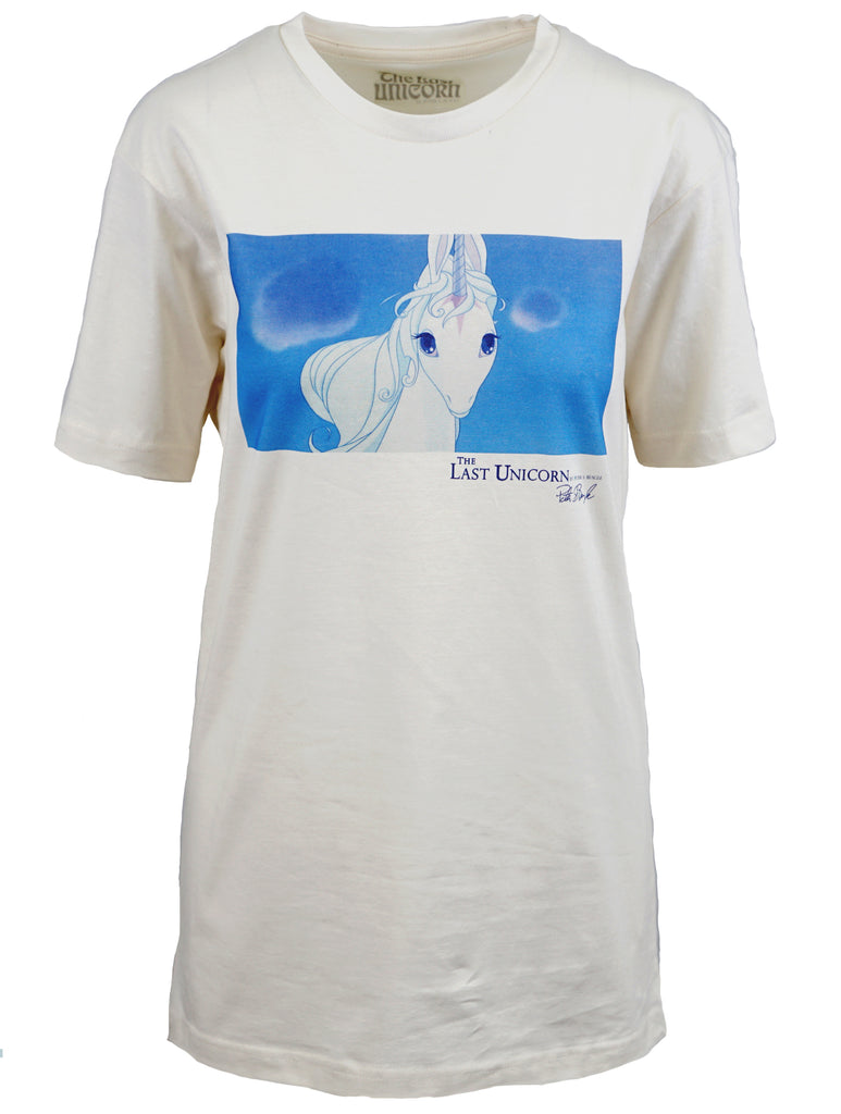 Am I Really The Last? THE LAST UNICORN MOVIE FRAME: Unisex fit
