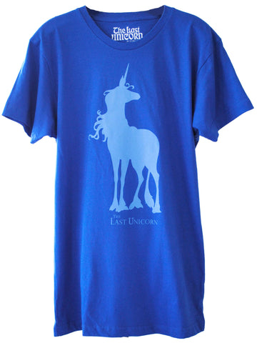 THE LAST UNICORN Classic Logo MIA Shirt: Unisex: NEW COLOR!