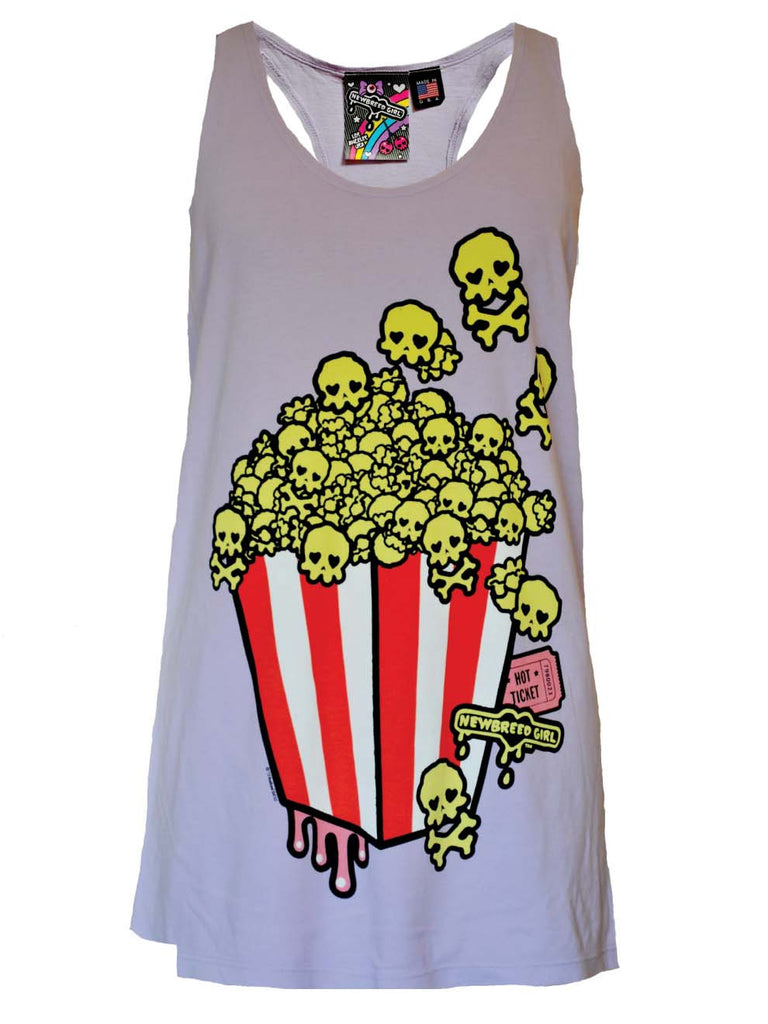 Deadly Popcon Tank by NewBreed Girl