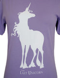 New In! THE LAST UNICORN Classic Shirt: Ladies Fit