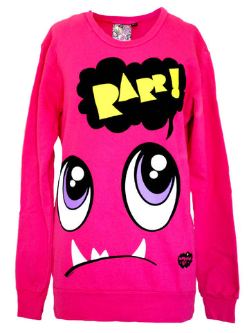 NewBreed RARR Monster Pull Over Sweat