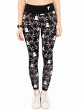 NewBreed Stacked Cats Yoga / Athletic pants